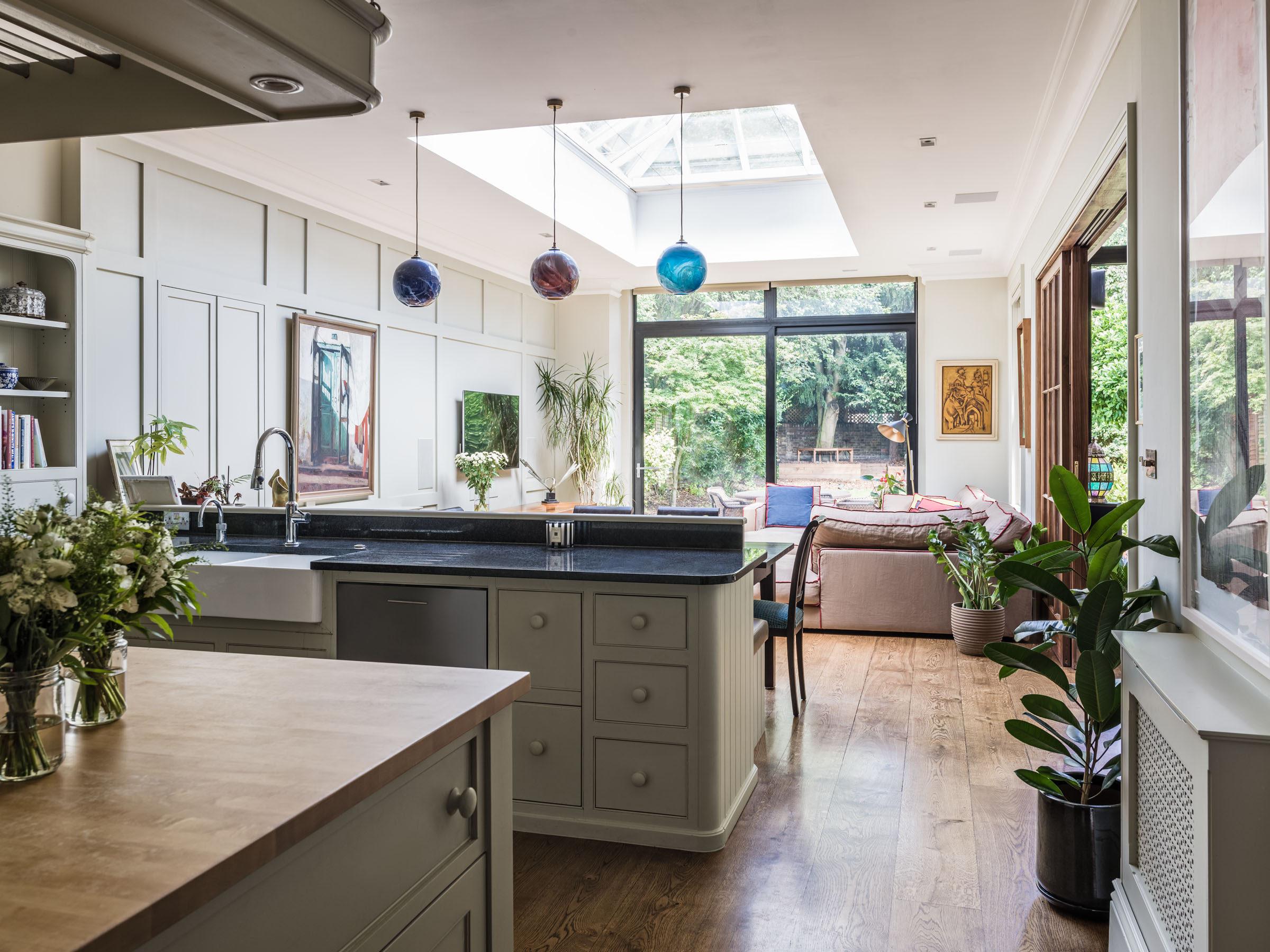 South Hampstead House London Luxury Interior Design