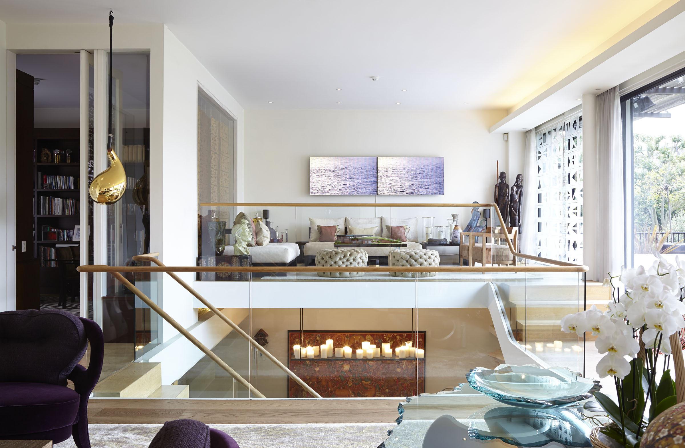 Hamilton terrace home london luxury interior design for Terrace interior design