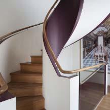 Shalini Misra Design Hamilton Terrace Home Staircase and Landing
