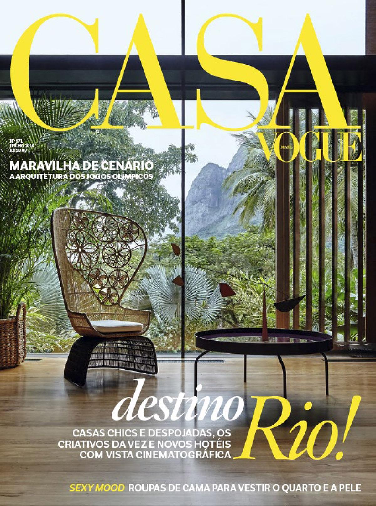 Shalini misra casa vogue magazine july 2016 design for Casa magazine