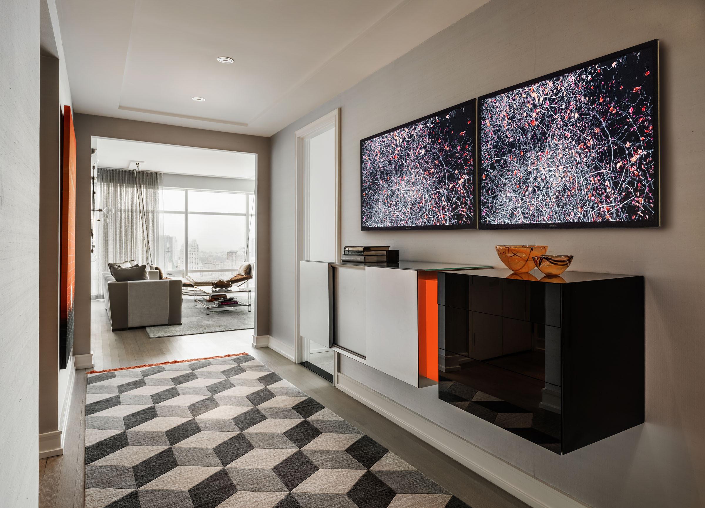Bloomberg Apartment Ny Luxury Interior Design Shalini Misra