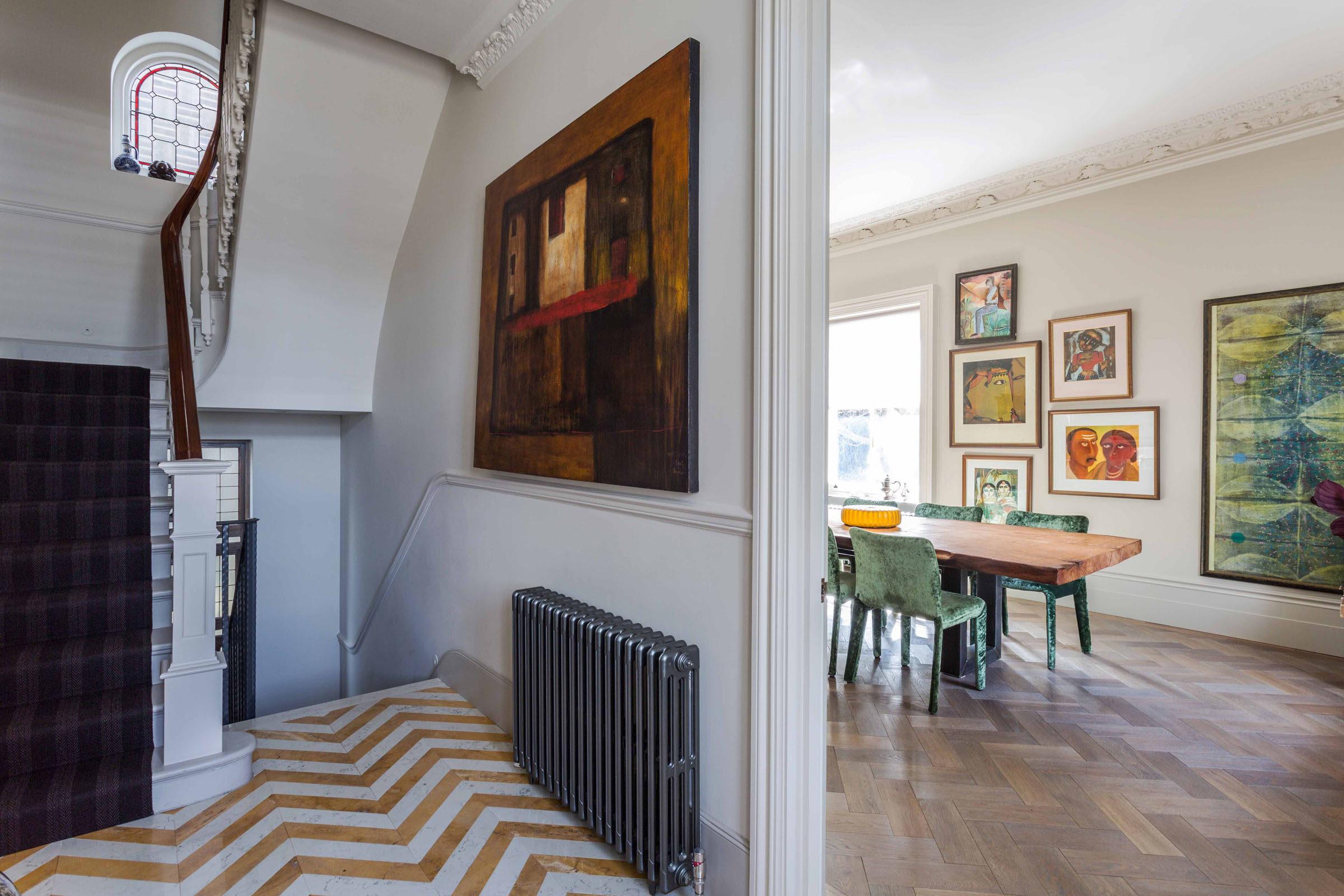 St John S Wood Family Home London Interior Design Shalini Misra