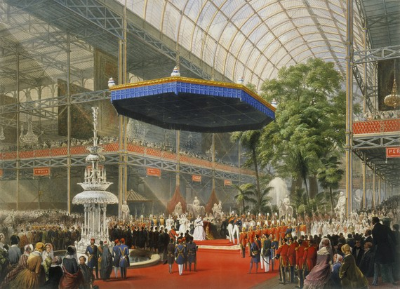 canopy great exhibition crystal palace 1851