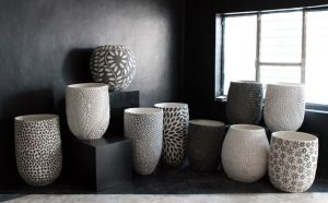the hidden gallery shalini misra mike preeti knowles beautiful pots modern planters home