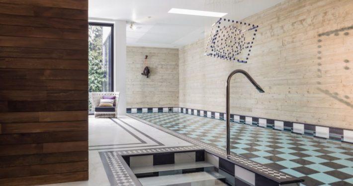 Shalini Misra Chelsea House Swimming Pool