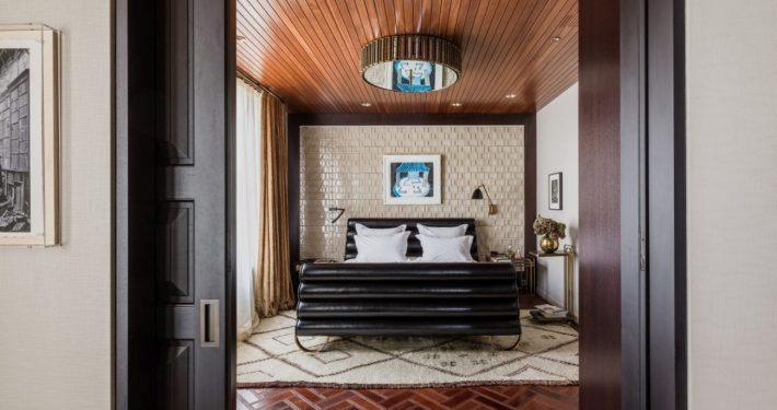 Shalini Misra Chelsea House Bedroom