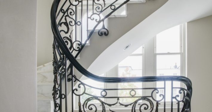 SHALINI MISRA_CHELSEA HOUSE 39 Staircase