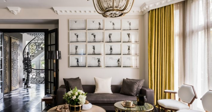 Shalini Misra Chelsea House Living Room