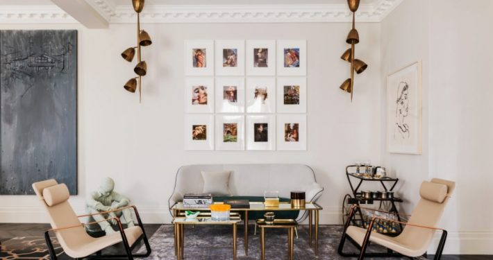 Shalini Misra Chelsea House Pictures Living Area