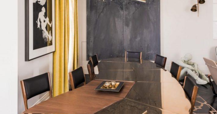 Shalini Misra Chelsea House Dining Table