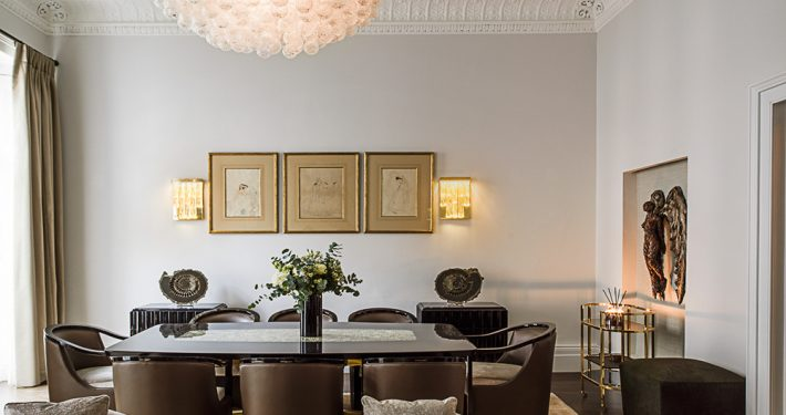 Eaton Place Dining Room