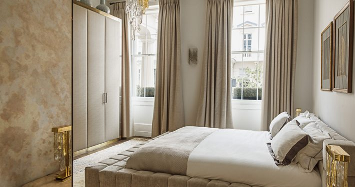 Eaton Place Master Bedroom