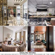 Shalini Misra - The Design Society International Designer of the Year