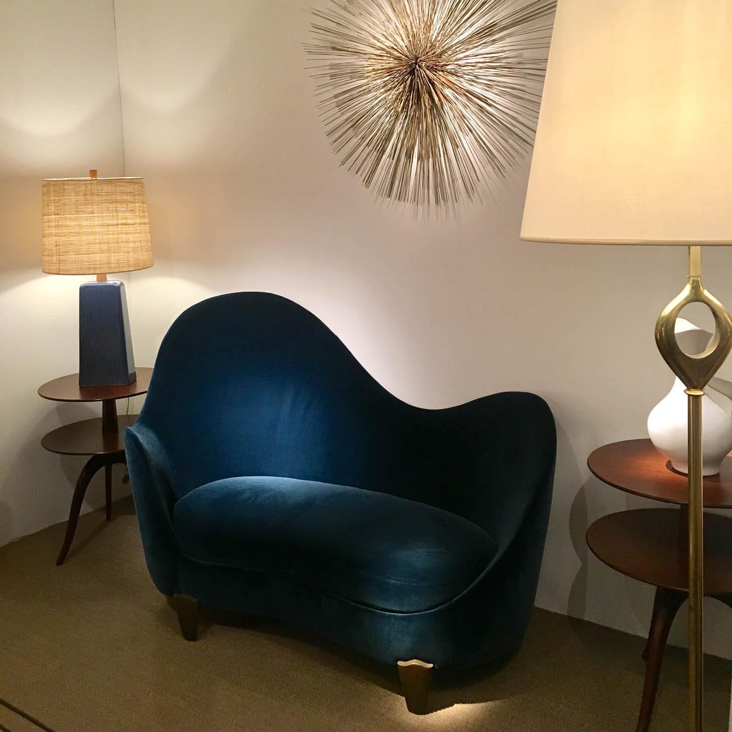 Curvy3 Garouste & Bonetti's Koala sofa