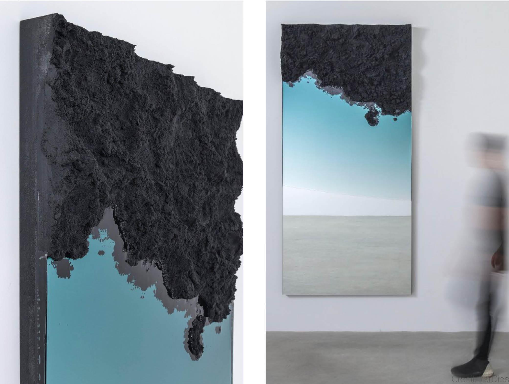 Francesco Perrini Flood Mirror Design