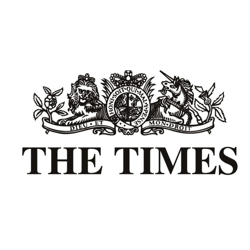 The Times Logo Shalini Misra