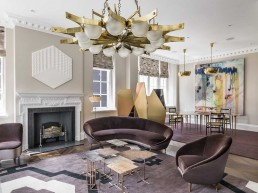 south audley street design living room