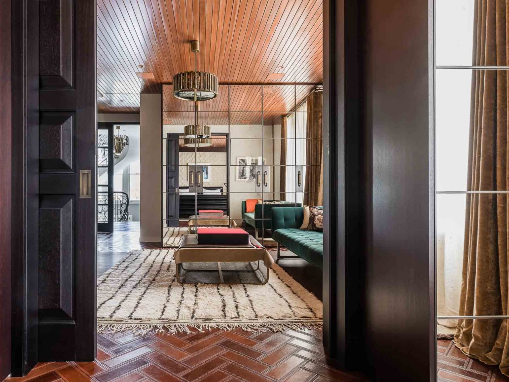 gilston road chelsea design living area