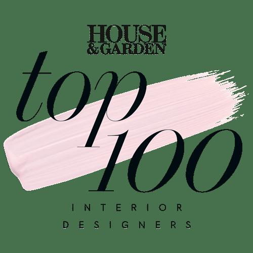 house & garden top 100 interior designers