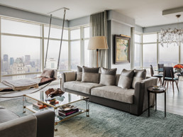 shalini misra interior design lexington avenue living room in new york