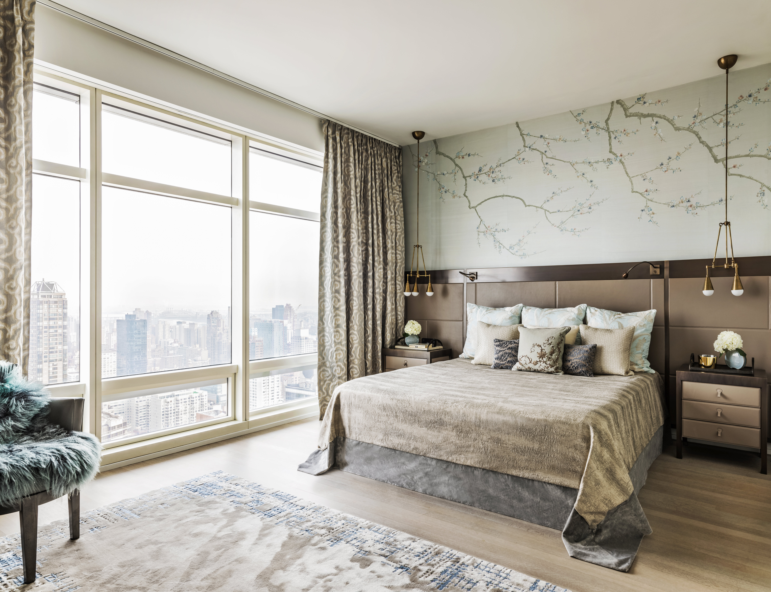 lexington avenue new york apartment design bedroom