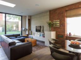 fairfax road design dining living room