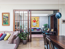 aberdere gardens design lounge area space