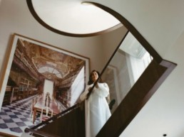 shalini misra interior designer london staircase