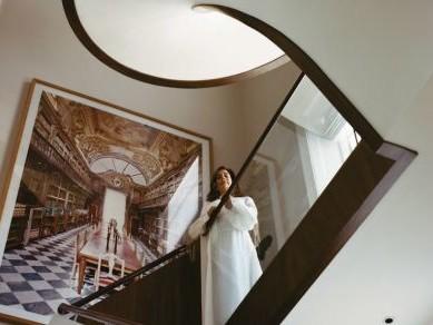 shalini misra interior designer london staircase
