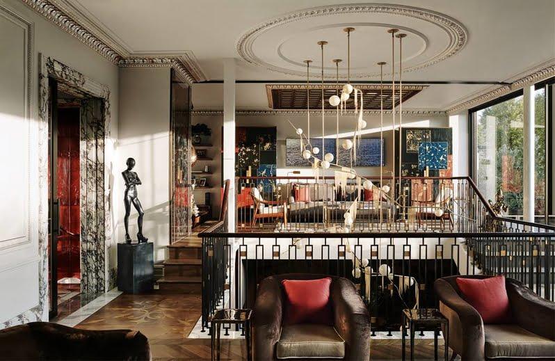 shalini misra north london house living room