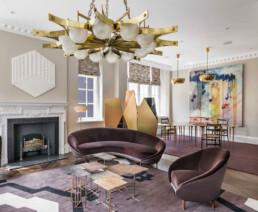 fireplace audley street mayfair london