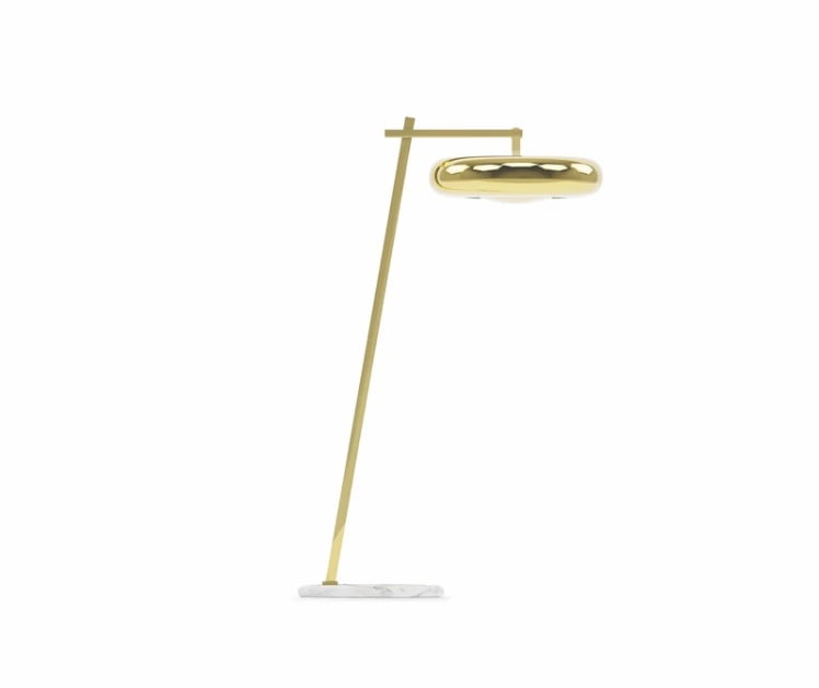 Royal Stranger Marshmallow Floor Lamp