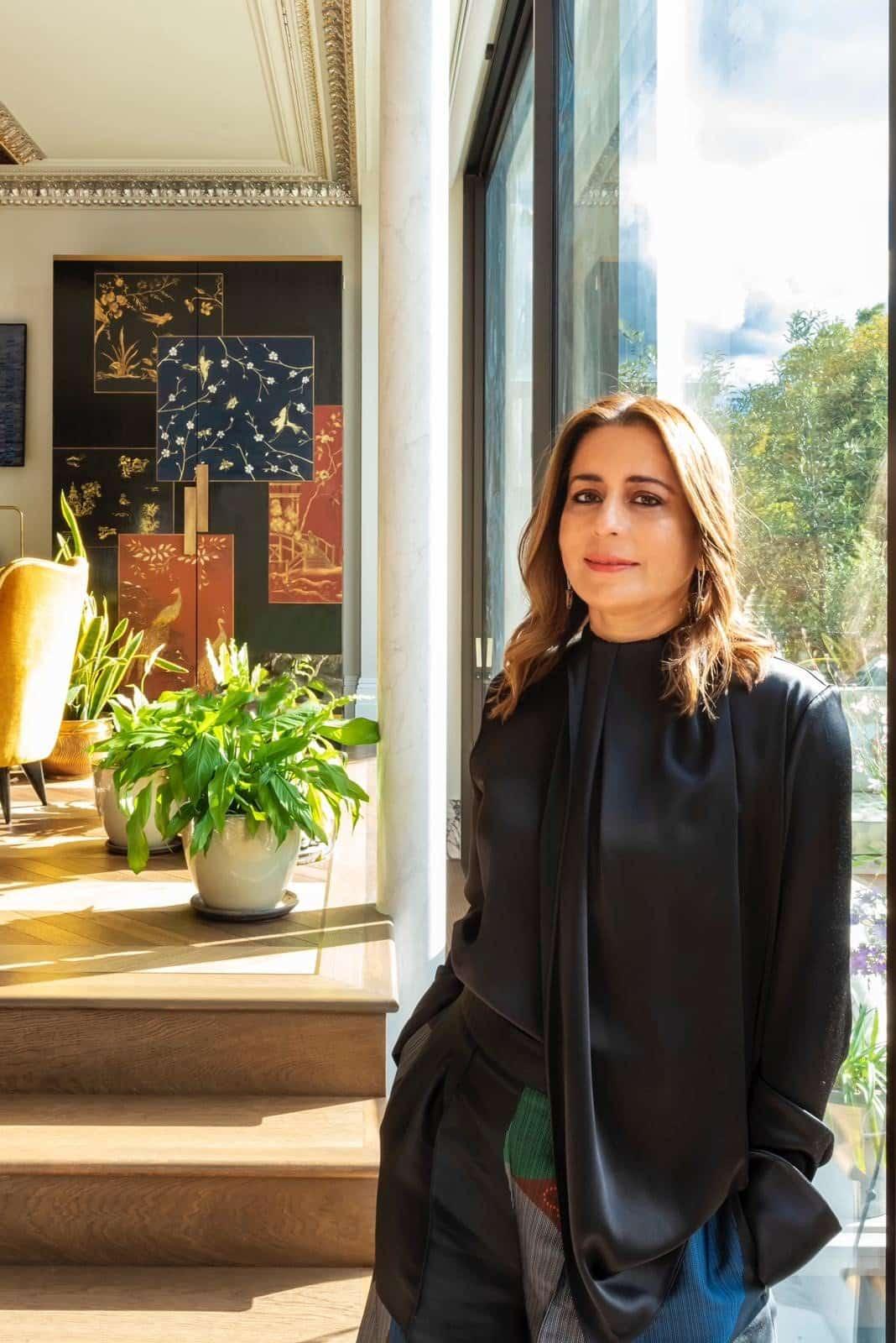 shalini misra founder the design buzz