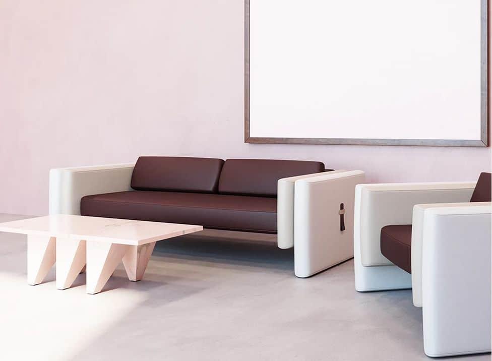 Lisola Sofa - Hommes Studio