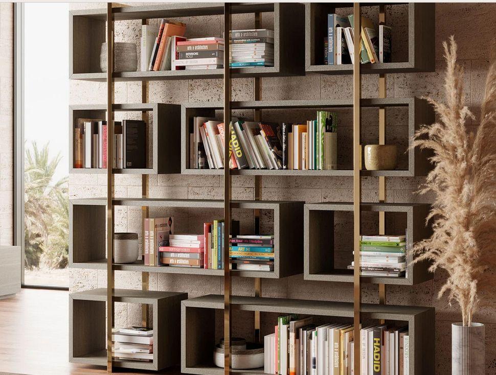 laskasas praga bookshelf