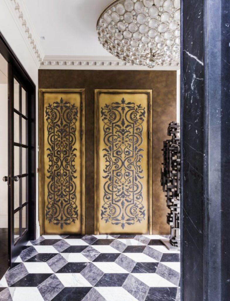 shalini misra chelsea house entrance